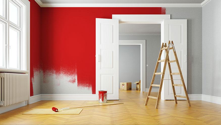 Peinture intérieure & extérieure